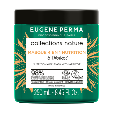 Eugene Perma Collections Nature 4 en 1 Masque Nutrition 250ml