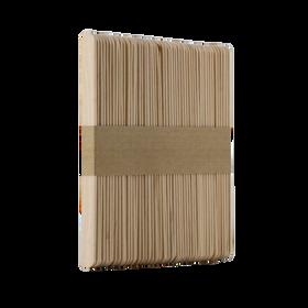Sibel Wegwerpbare houten spatel 11cm 50pcs