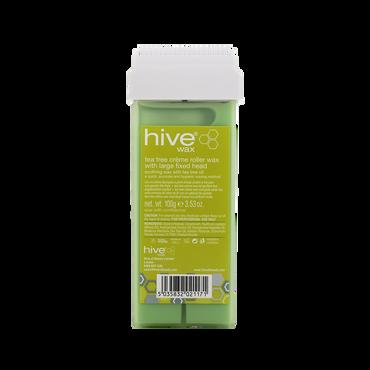 Hive Cartouche de cire chaude Tea Tree 100g