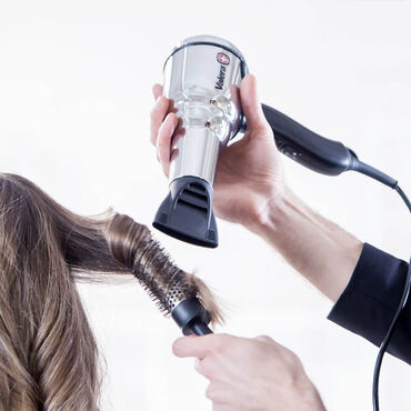 Valera Sèche-cheveux Swiss Metal Master light