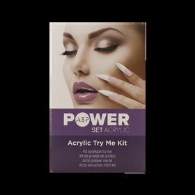 ASP Kit acrylique Power Set Acrylic Try Me