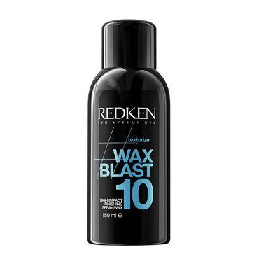 REDKEN Wax Blast 10 Spray Cire de Finition 150ml