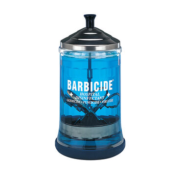 Barbicide Disinfectant Jar Midsize 621ml