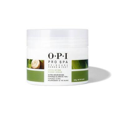 OPI Pro Spa Gommage Exfoliant au Sucre 249g