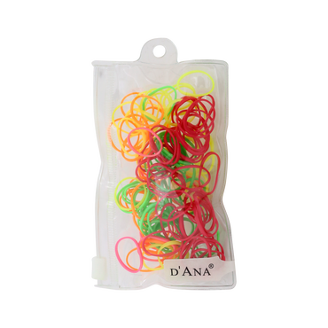 D'Ana Rubber Band Mix 100pcs/282124