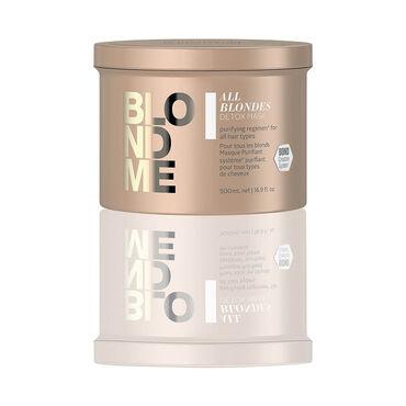 Schwarzkopf BlondMe AB Masque Detox 500ml