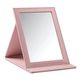Salon Services Easel Plooibare Make-Up Spiegel Pink Mermaid