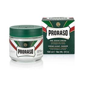 Proraso Green Pre-Shaving Cream 100ml