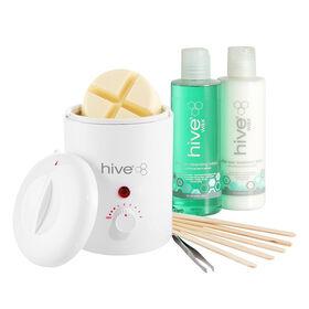 Hive Wenkbrauw Waxing Kit