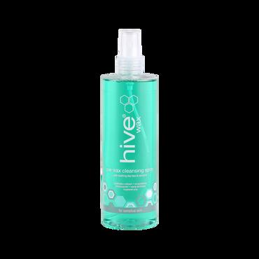 Hive Spray nettoyant pré-épilation Extrait de Tea Tree 400ml
