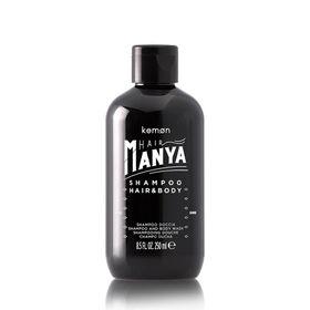 Kemon Hair Manya Shampoo Hair & Body 250ml
