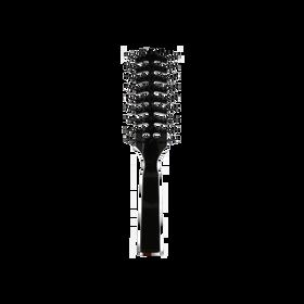 Sibel Verluchte borstel L - Croc Zwart
