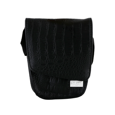 Sibel Holster Trio Croco Zwart/0151007