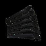 Cricket Proclips Ultraclean Black 6pcs