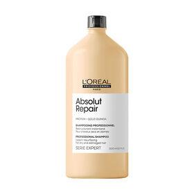 L'Oréal Professionnel Série Expert Absolut Repair Shampoo met proteïne en gouden quinoa 1500ml