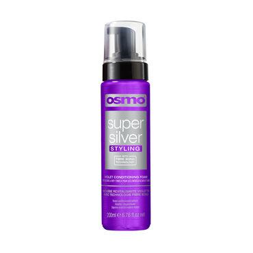 Osmo Super Silver Mousse Revitalisante Violette 200ml