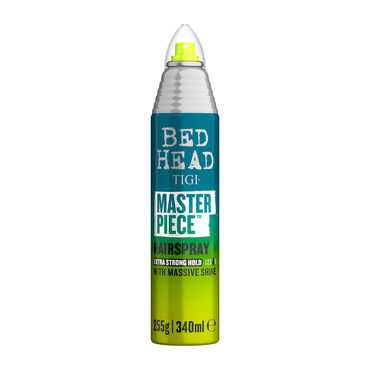 Tigi Bed Head Masterpiece Strong Hold Gloss Lacquer 340ml