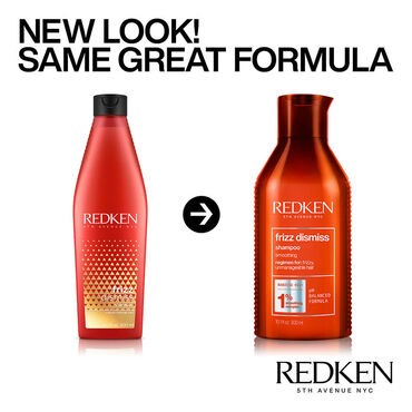 Redken Frizz Dismiss Sulfate Shampooing 300ml