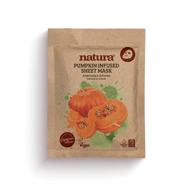 Natura Mask Pumpkin Infused Sheet 22ml