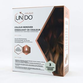 Colour Undo Color Remover 3 Application Kit