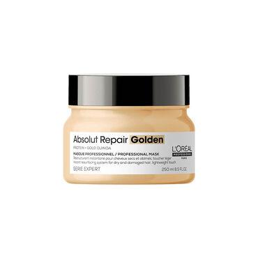 L'Oréal Professionnel Série Expert Absolut Repair Masker met proteïne en gouden quinoa 250ml