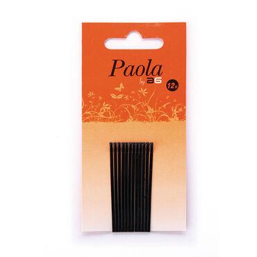 AG Epingles à cheveux STRAIGHT Paola 50mm Blonde 12pcs