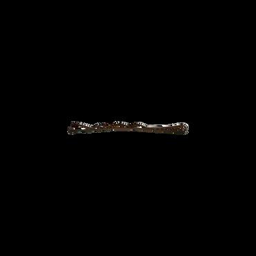 Sibel WAVY Golvende Haarklemmen 50mm Bronze 500 Stk.