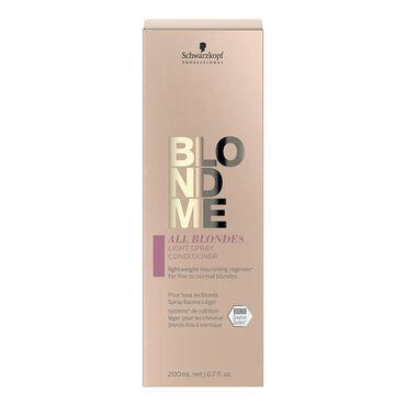 Schwarzkopf BlondMe AB Après-Shampooing Léger 200ml