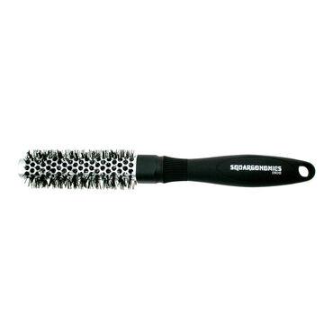 Denman Brush Squargonomics Silver 20mm