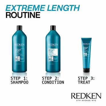 Redken Extreme Length Shampooing 1l