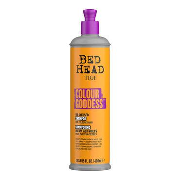 Tigi Bed Head Color Goddess Shampoo Doordrenkt met Natuurlijke Oliën voor Gekleurd Haar 400ml
