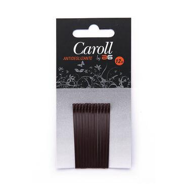AG Grip Haarspeldjes Caroll 50mm Bruin 12pcs