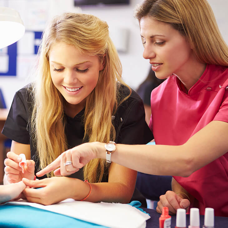 Student Supplies at Salon Services